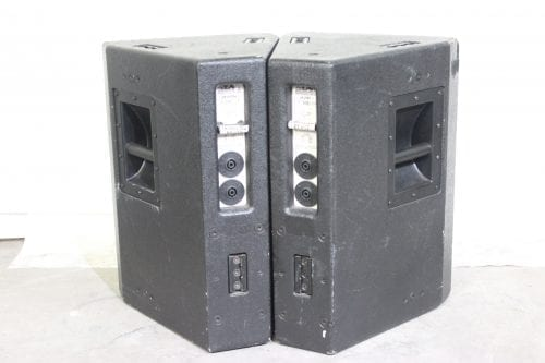 EAW JF200e Full Range Two Way Compact Speaker w/ Road Case Back