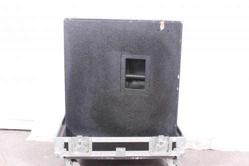 EAW SB330zF Premium Subwoofer w/ Road Case Side2