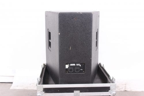 EAW SB330zF Premium Subwoofer w/ Road Case Back1