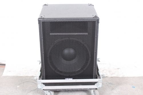 "EAW SB150zR 15"" Premium Subwoofer w/ Road Case Main"