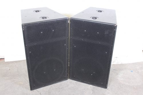 EAW KF465 Biamplified 3-Way Full Range Passive Speaker w/ Road Case Main