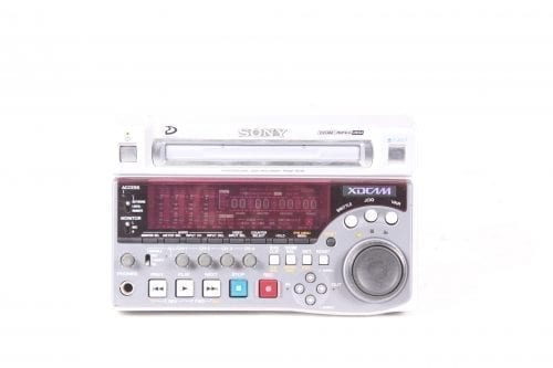 Sony Professional Disc Recorder PDW-1500 front
