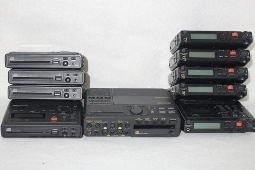 Marantz CDR310/300/PMD671 Professional Portable CD Recorder - Main