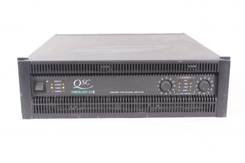 QSC Powerlight PL6.0 6000W Professional Power Amplifier Main