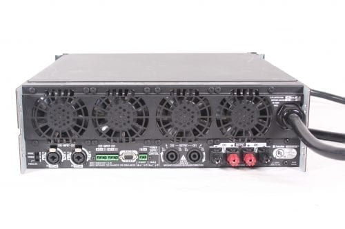 QSC Powerlight PL6.0 6000W Professional Power Amplifier Back