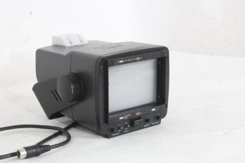 Sony DXF-801 Electronic View Finder - Side 2