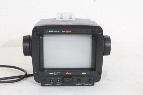 Sony DXF-801 Electronic View Finder - Front