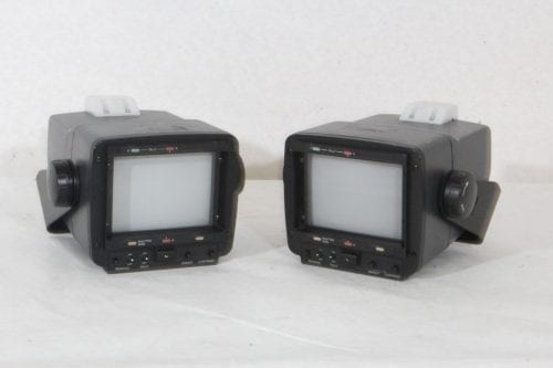 Sony DXF-51 Electronic View Finder - Lot of 2 - Main