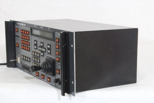 Lightwave Research Universal - Technobeam LCD Controller - Side 2