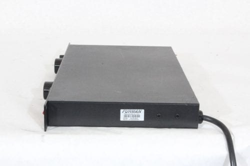 Furman PL-Plus II Power Conditioner with Voltmeter - Side 2