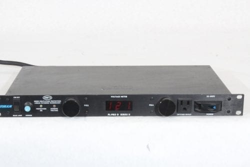 Furman PL-Pro D II Power Conditioner - Main