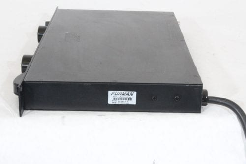 Furman PL-Pro D II Power Conditioner - Side 2