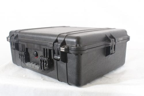 Canon 3CCD Digital Video Recorder GL2NSC + Directional Stereo Mic DM-50 + Mic Adapter MA-300+ Pelican Case 1600 - Case 2