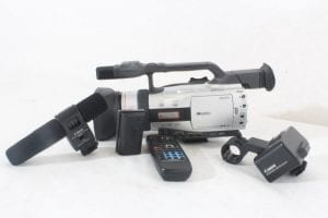 Canon 3CCD Digital Video Recorder GL2NSC + Directional Stereo Mic DM-50 + Mic Adapter MA-300+ Pelican Case 1600 - Main