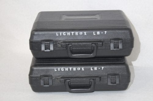 WolfVision Lightboxes Lightbox LB7 - Cased Front