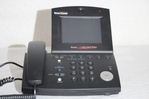 Starview SV8000i Video Telephone - Main
