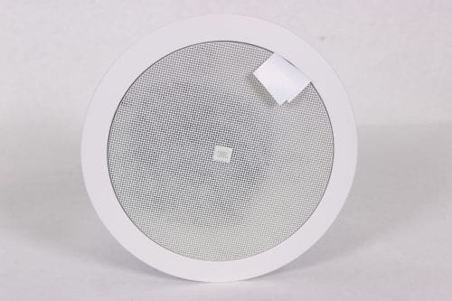 JBL Control 24CT Micro 2-Way Ceiling Speaker Built-in Transformer Front