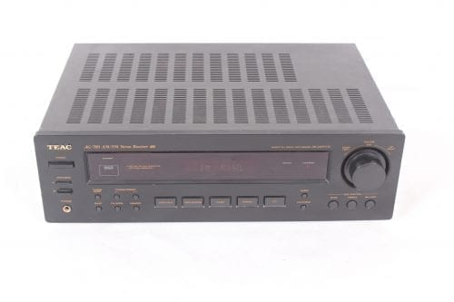 Teac AG 780 200 Watt Stereo Receiver Main
