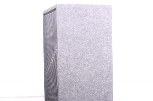 Meyer Sound 650 - R2 - Subwoofer Housing Only - No Subs Included - Side