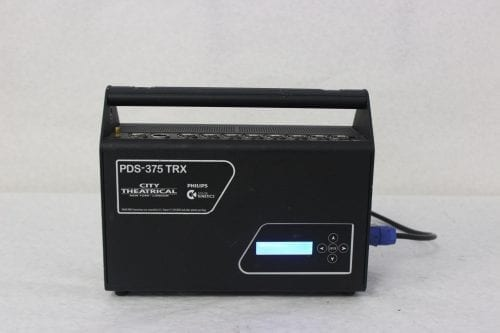 City Theatrical PDS-375TRX - Powersupply w/ 12 Phillips ColorBlast Lights
