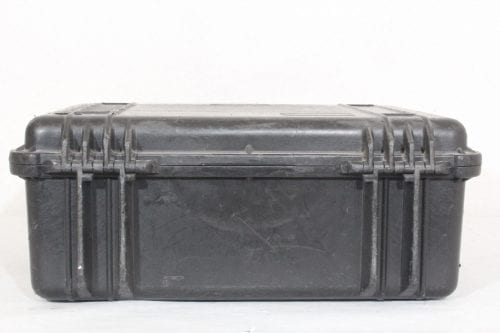 Pelican 1550 Case - Back