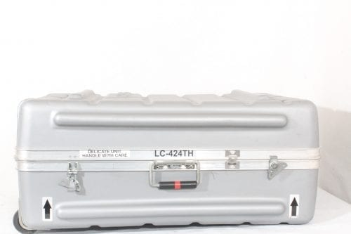 Sony LC-PD170TH Thermodyne Shipping Case 35x24x15 - Front