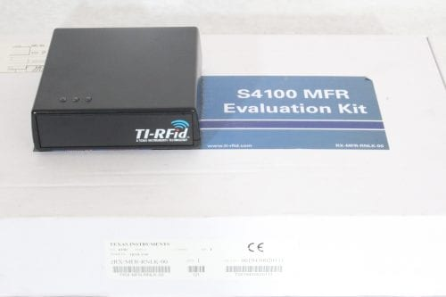 S4100 MFR Evaluation Kit - Texas Instrument - Front