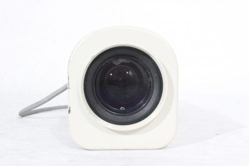 Hitachi KP-D50 Color Digital Camera + Canon 3CCD TV Zoom Lens 6.5~65mm 1:2.2 (For Parts Only) - Lens