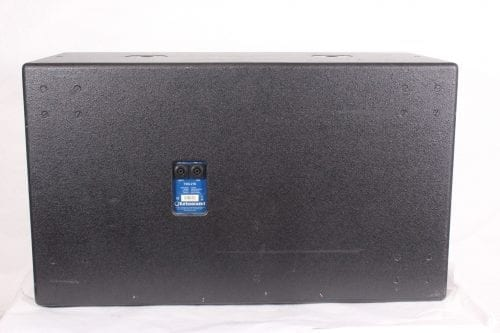 TurboSound TXD-218 600W UnPowered Professional Subwoofer Back