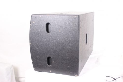 TurboSound TXD-218 600W UnPowered Professional Subwoofer Side2