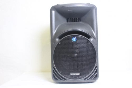 Mackie SRM450 V1 Active PA Powered Speaker (1AB) Main