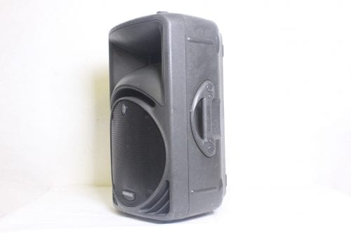 Mackie SRM450 V1 Active PA Powered Speaker (1AB) Side2