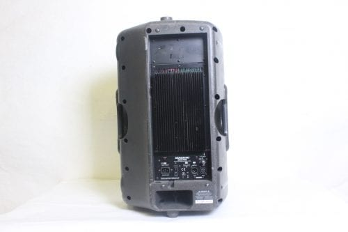Mackie SRM450 V1 Active PA Powered Speaker (1AB) Back