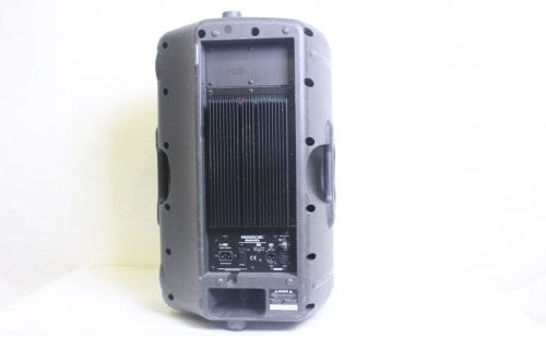 Mackie SRM450 V1 Active PA Powered Speaker (1AU) Back