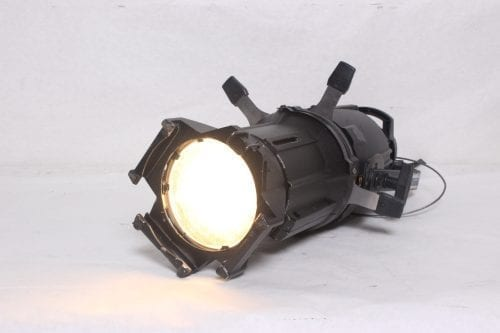 ETC Source Four 750 Watt Ellipsoidal Spotlight Edison Plug 36 Degrees Lens Main