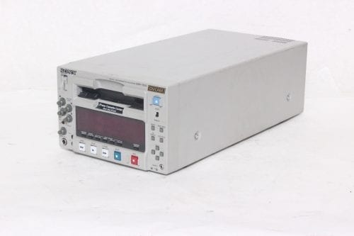 Sony DSR-1500 Digital Video Cassette Recorder - Side 2