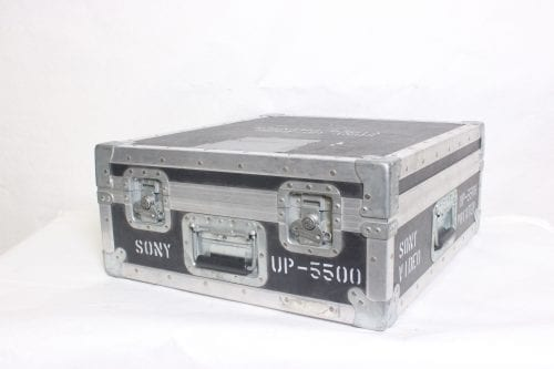 Sony UP-5500 Color Video Printer - Case 1
