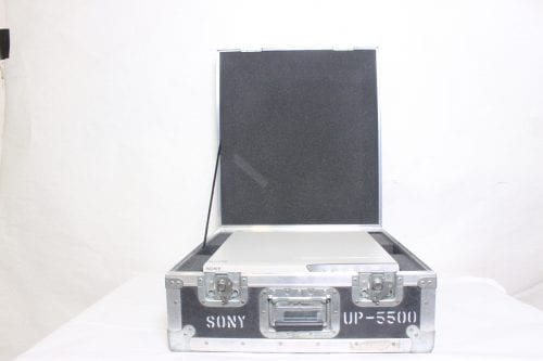 Sony UP-5500 Color Video Printer - Case 2