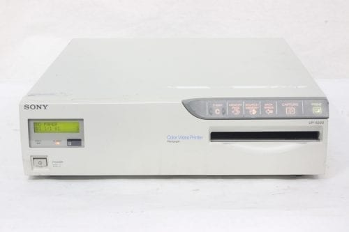 Sony UP-5500 Color Video Printer - Main