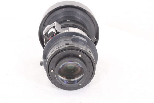 Panasonic ET-DLE055 11.9mm f/1.8 Fixed 0.8:1 (WUXGA) Focus Lens 1-Chip DLP Back1