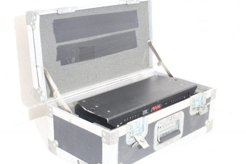 City Theatrical PDS-750TR - Powersupply - Case Side 2