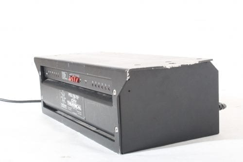 City Theatrical PDS-750TR - Side 2