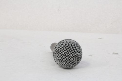 Shure SM58 Wired Microphone - Capsule