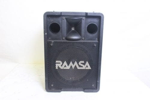 Panasonic Ramsa WS-A200 Compact High Power Speaker Main