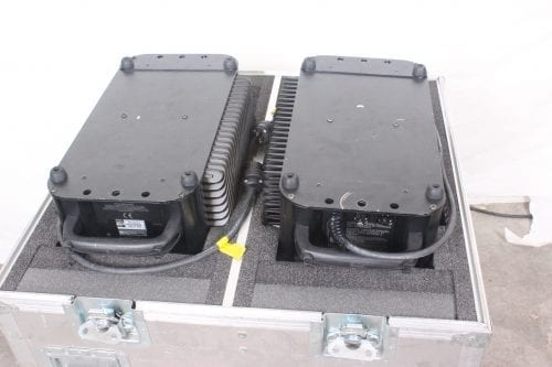 High End Systems Studio - Spot 575H Series Lights(Pair) In Case