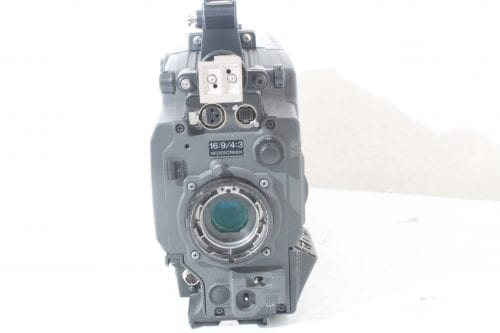 Sony DXC-D55WS Widescreen Camera - Side 3