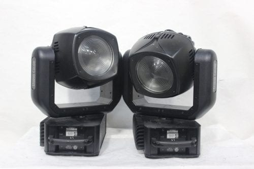 High End Systems Studio - Spot 575H Series Lights(Pair) Front