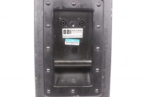 "BBI HA-2Q 12"" 2-Way Speaker (1b) Connector"