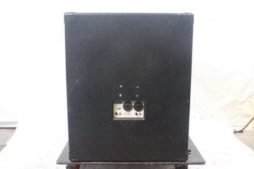 EAW SB-250 Subwoofer System w/ ATA Road Case(Pair) Back