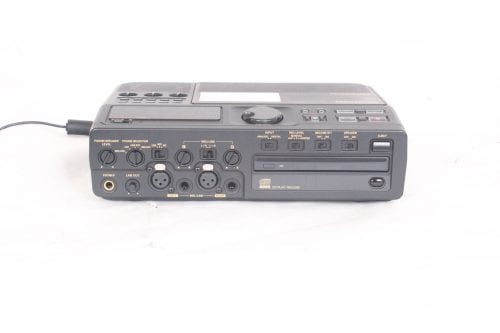 Marantz Professional CDR-420 - Portable Hard Disk Recorder and CD/MP3 Burner w/ Pelican Case - Main